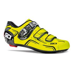 Sidi Level Fahrradschuhe Herren yellow fluo/black